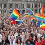 The rainbow flag is flying high in Ireland with a huge win for equality