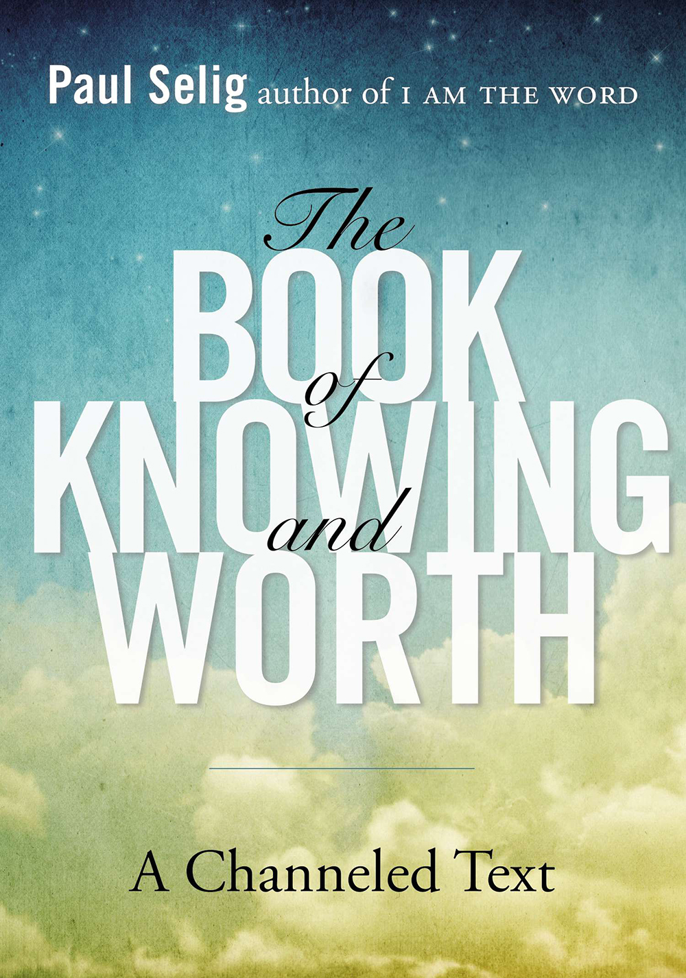 THE BOOK OF KNOWING AND WORTH Cover Art[1]